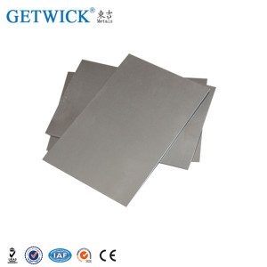 Heatshield Pure Molybdenum Sheet Price