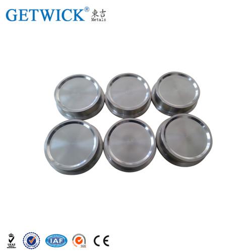 Venda quente 99,95% boa qualidade cromo alvo para revestimento a vácuo