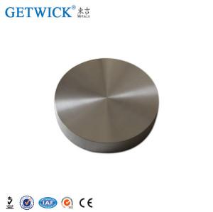 高品质抛光钨铜合金