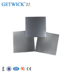 High Quality Mo1 Molybdenum Plate For High Temperature Vacuum Furnace Manufacturing