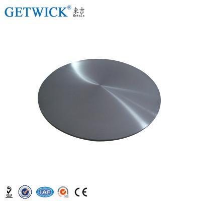 Kundengebundene reine Zirkonium-Scheibe R60705 im Verkauf