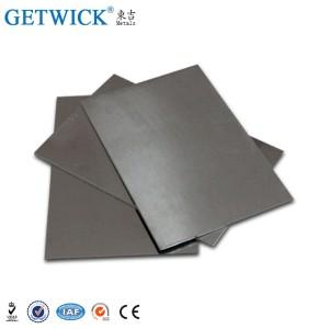 Alta qualidade 99,9% placa de vanádio por kg para venda