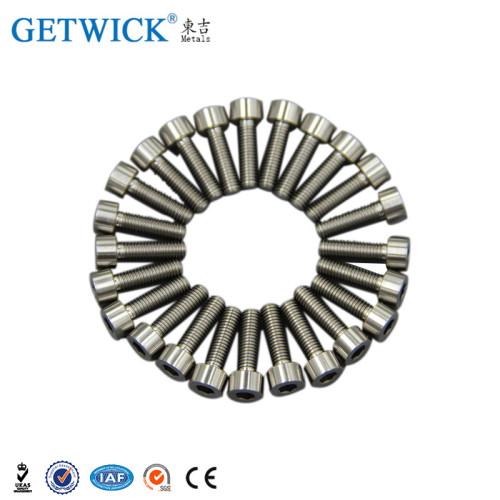 Großhandel ISO 4762 Titanlegierung Schrauben