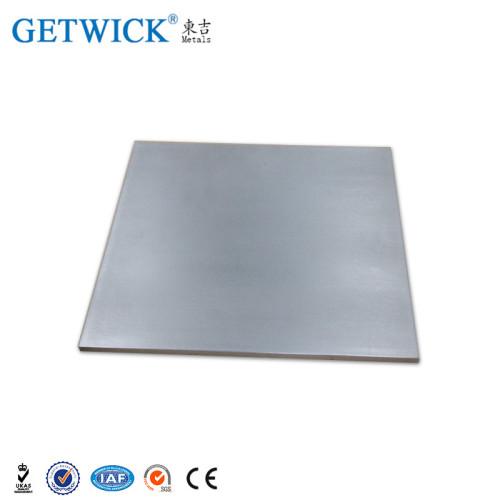TZM Molybdänplatte TZM-Platte für hohe Temperaturen aus China