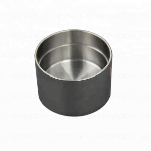 Molybdenum crucible used for  metallurgy industry and crystalloid materials