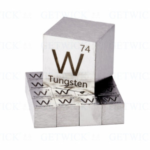 1KG Tungsten Cube Hot Sale From Getwick