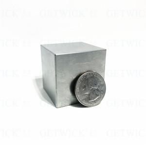 タングステン金属シリンダー重合金タングステン重量ウルフラムキューブバルク供給