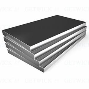 high quality tungsten plate tungsten sheet price