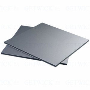 Factory Price tungsten sheet plate 99.95% purity