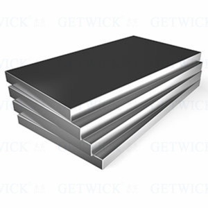 GETWICK 10mm Thickness Tungsten Plate Polished Pure Tungsten Plate for Sale