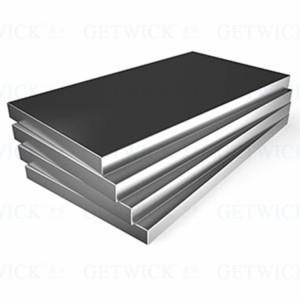 99.95% tungsten plate and tungsten sheet