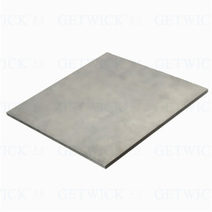 Manufacture ASTM B760 W1 Tungsten plate sheet reasonable price