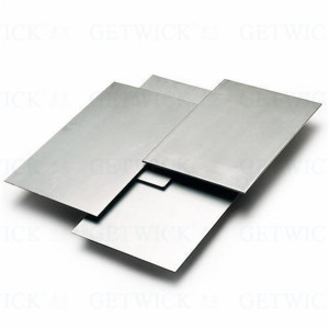GETWICK 99.95% high temperature w1 tungsten plate sheet for sale