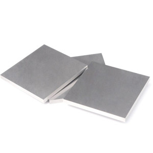 China suppliers pure tungsten sheet size customized from getwick