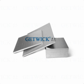 China Manufacture heavy alloy metal price 99.95% tungsten sheet metal
