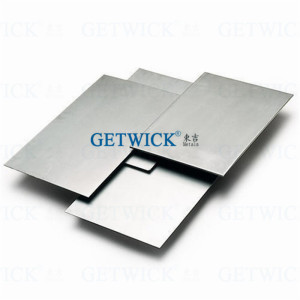 WNiFe tungsten heavy alloy plate with high density