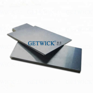 high-class 0.1-20mm thickness molybdenum lanthanum plate from Getwick