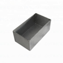 Factory high quality molybdenum alloy boat TZM tray