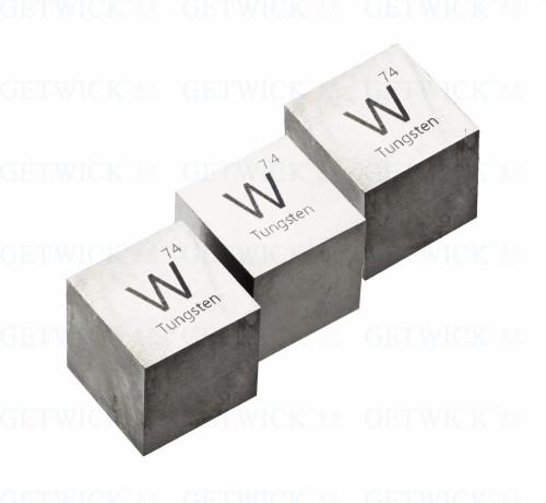 tungstênio metal cilindro pesado liga tungstênio peso wolfram cubo de abastecimento a granel