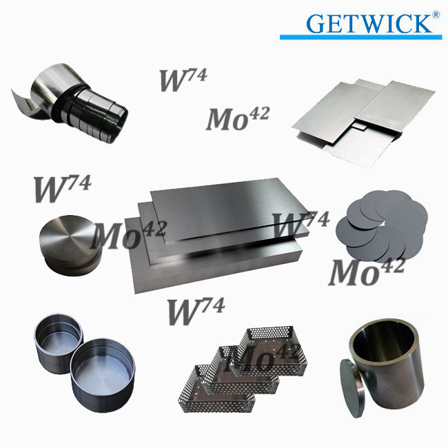 tungsten molybdenum products