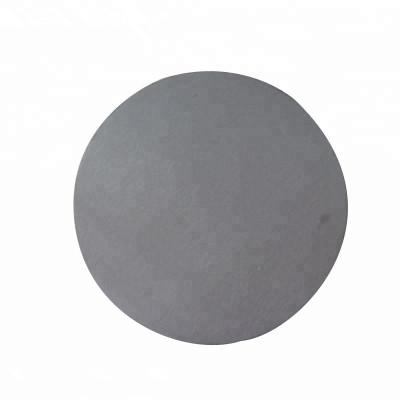 Porzellan Polieren Wolfram Runde Metallscheibe