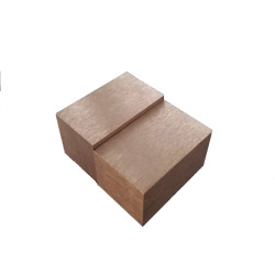 High quality W-Cu alloy plate heavy gravity tungsten copper alloy plate