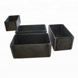 high quality molybdenum alloy boat TZM tray