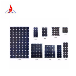 70w-100w   home new energy saving solar panels