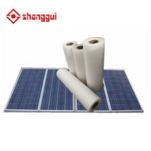 raw material EVA glass backsheet junction box frame   used for solarpanel