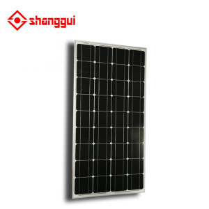 mono solar panel 100W photovoltaic price