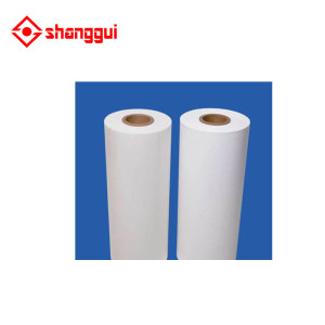 raw material 0.25mm 0.3mm PET TPT.white transparent  backsheet EVA glass backsheet junction box frame   used for solarpanel