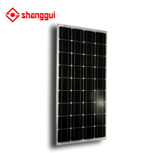 Excellent efficiency mono solar panel 25 years warranty for sale good price