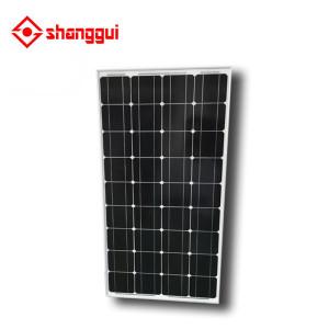 Shanggui100 Watt 12 Volt mono solar panel price