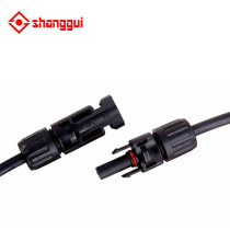 MC4 Solar Cable Male Female Connectors with tuv