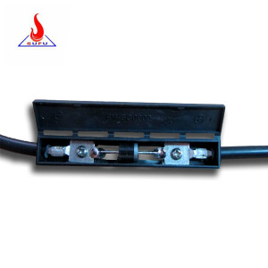 solar junction box with mc4 connector for BIPV solar panel