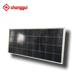 130w 150w poly solar panel for house price