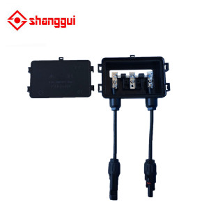 Solar Junction Box PV Connector for solar pv module