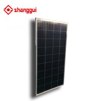 130w-150w panel solar de poli solar precio nuevo dise