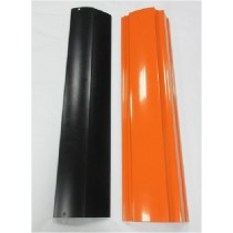 Extrusion Parts with Powder Coating