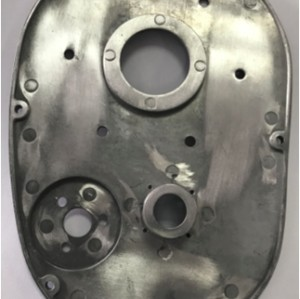 Post machined Die Casting Part