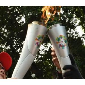 The Torch of the Asian Games 2018