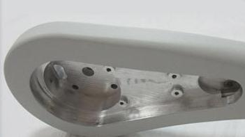 Machined Aluminum Part