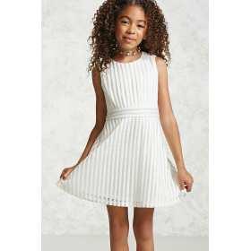 Girls Crochet Dress (Kids)