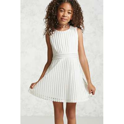 Girls Crochet Dress (Kids)