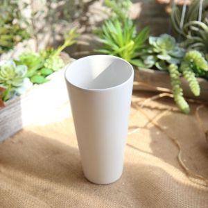 Zakka Geramic Vase Slim Japanese Style Floral Set Flower Arrangement Decoration Household Product