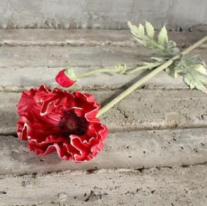 Large Poppy 6.3''