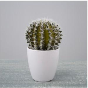 RESUP Artificial Cactus in 9cm Pot