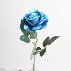 RESUP Artificial Rose 1-Head 55cm Tall