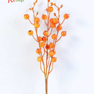 RESUP ARTIFICIAL YELLOW HAWTHORN 45cm Tall