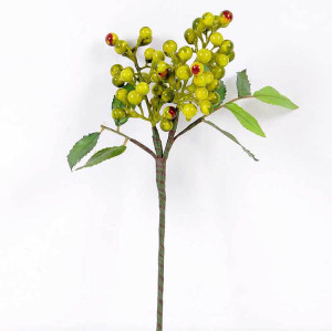 RESUP Artificial Berry Spray 22cm TALL